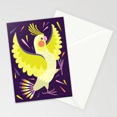Cockatiel Stationery Cards
