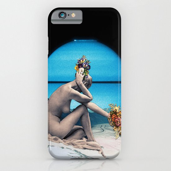 Enceladus Spring iPhone & iPod Case