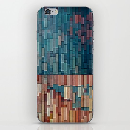 slabs iPhone & iPod Skin