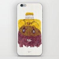 UNITED COLORS iPhone & iPod Skin