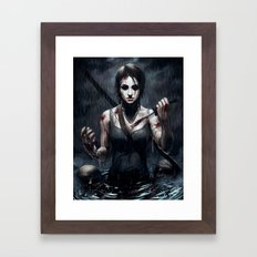 Tomb Raider Framed Art Print