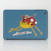Power Time iPad Case