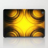 GLASSES iPad Case
