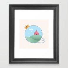 Queen Q Framed Art Print