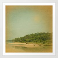 Wherever Your Island Is Art Print