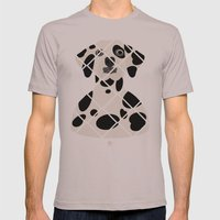 Dálmata Mens Fitted Tee Cinder SMALL