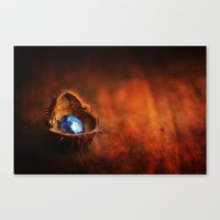 Jewel of the Fall Canvas Print