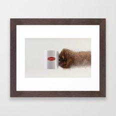 Everyone's invi-TEA-d - 3 Framed Art Print
