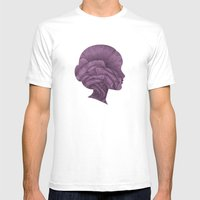 Rosemary Mens Fitted Tee White SMALL