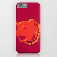iPhone & iPod Case featuring Bear prize by SANT2