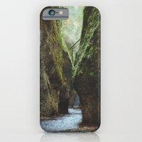 Oneonta Gorge iPhone 6 Slim Case