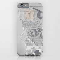 iPhone & iPod Case featuring Alan Shepard by Andy Detskas
