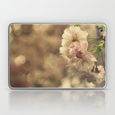 Cherry Blossom Bokeh Laptop & iPad Skin