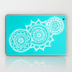 The blue mandalas Laptop & iPad Skin