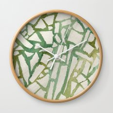 #61. UNTITLED (Summer) Wall Clock