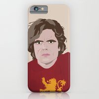 iPhone & iPod Case featuring TYRION LANNISTER - SELFIE by Lucho Margolin