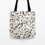 LEGO: Playwell.  Tote Bag