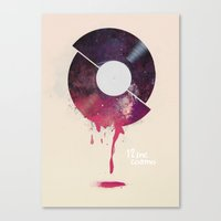 12inc cosmo Canvas Print