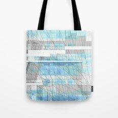 Sky Scraped Tote Bag