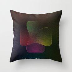 Geometrique 002 Throw Pillow