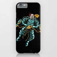 iPhone & iPod Case featuring Astro Z by squadcore