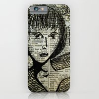iPhone & iPod Case featuring Pocket Sized Dictionary by Arash_illusive