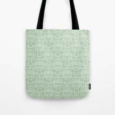 Cloud Factory Damask - River Lily Tote Bag