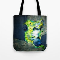 Esther Green (Set) By Ca… Tote Bag