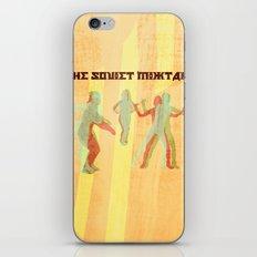 The Soviet Mixtape iPhone & iPod Skin