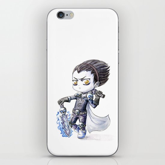 Death Knight iPhone & iPod Skin