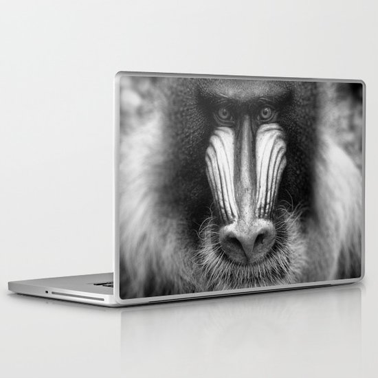 King Monkey Laptop & iPad Skin