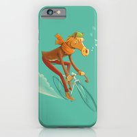 I want to ride my bicycle! iPhone 6 Slim Case