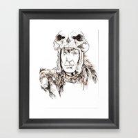 The Kurgan Framed Art Print