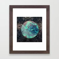 Another World Framed Art Print