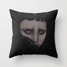 ARCANE Throw Pillow