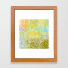 Spring Thing Framed Art Print