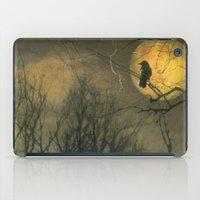 Autumn Moon iPad Case