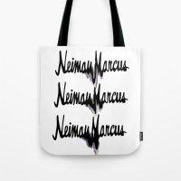 NM Drips Tote Bag
