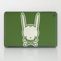 SKULL BUNNY of PIRATE - EP02 MOSS V. iPad Case