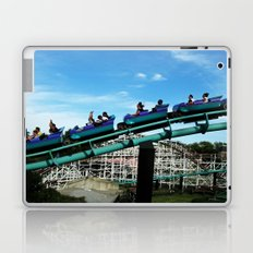 Rollercoaster Laptop & iPad Skin