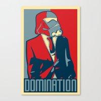 Obama Storm Trooper -Sta… Canvas Print