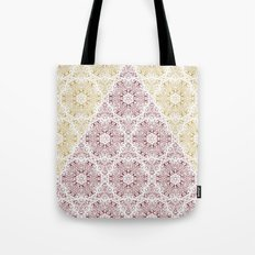 A Christmas Tree Glitters Tote Bag