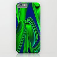 Blue-Green Dream 2 iPhone 6 Slim Case