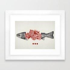 To Bloom Not Bleed II Framed Art Print