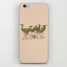 Bird Forest iPhone & iPod Skin