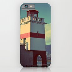 light on a shore iPhone 6s Slim Case