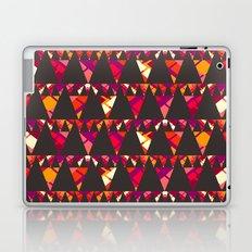 Vibrant triangles Laptop & iPad Skin