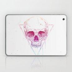 Skull in triangle Laptop & iPad Skin