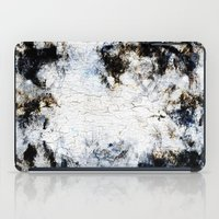 Decay Texture iPad Case