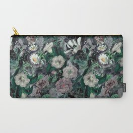 Carry-All Pouch - Floral Camouflage VSF016 - VS Fashion Studio